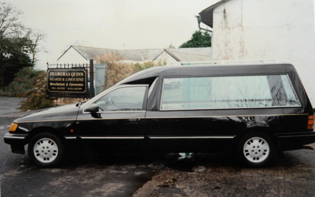 Hearse Number 1